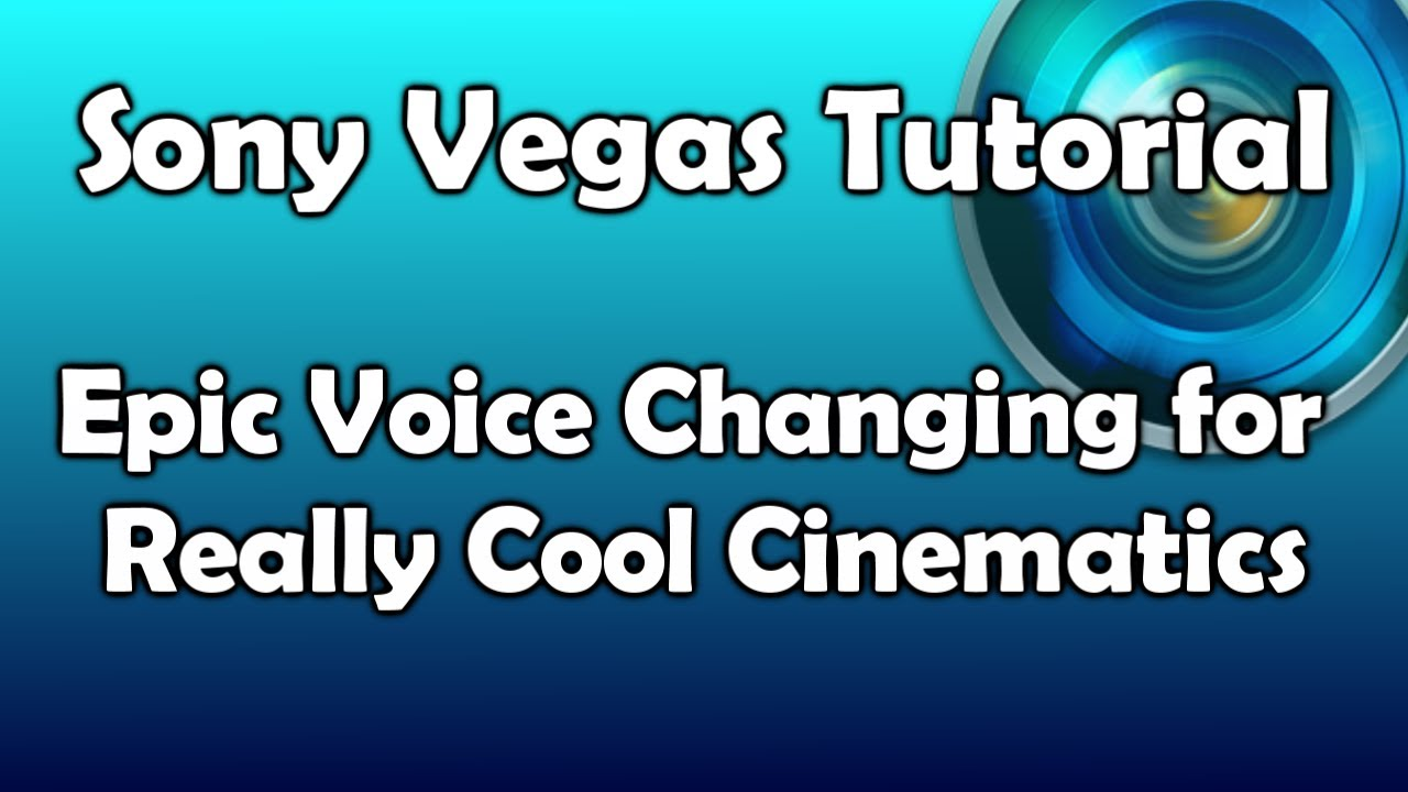 how to make sound echo in sony vegas
