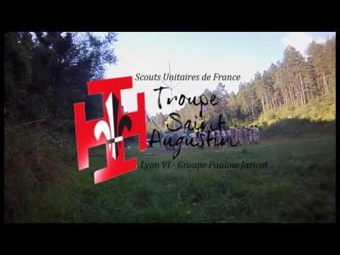 Camp d'été 2014 - Channay - Troupe Saint Augustin