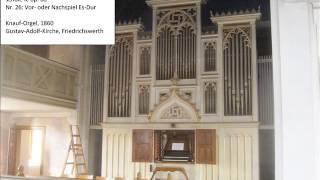 Michael Henkel: Pracktische Orgelschule, Band II / Teil 3