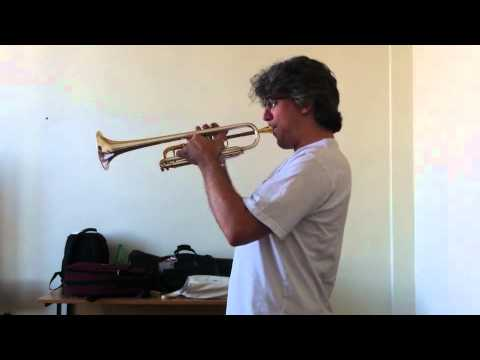 CONCONE - Lyrical Studies for trumpet - N. 19 - Moderato cantabile