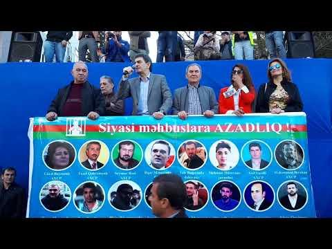 """Əli Kərimli: """"Buradan dünyaya korrupsiya virusu yayılır..."""" 2-ci VİDEO"""