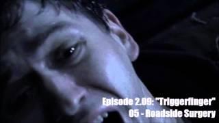 The Walking Dead - Season 2 OST - 2.09 - 05: Roadside Surgery