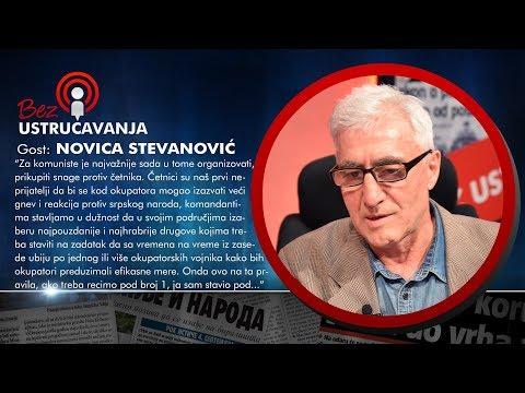 BEZ USTRUČAVANJA - Novica Stevanović: Komunisti su učeni da se ne drže principa da bi došli na vlast