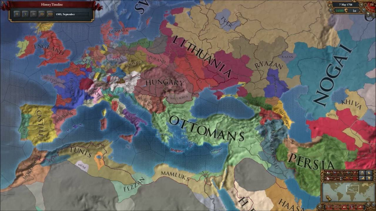 EUIV: Venice Campaign Wrapup and Suggestions for forming Italy or ...
