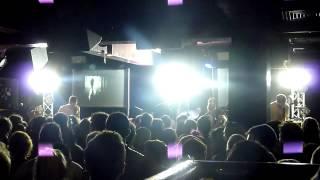The Dillinger Escape Plan: Crossburner - Manchester, 06/11/13