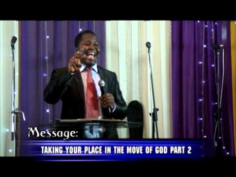 TAKING YOUR PLACE IN THE MOVE OF GOD 2 - Pastor Wale Olasoji