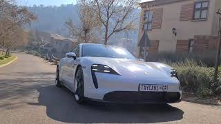 We Drive the First-Ever, All-Electric Porsche Taycan! (IGNITION GT)