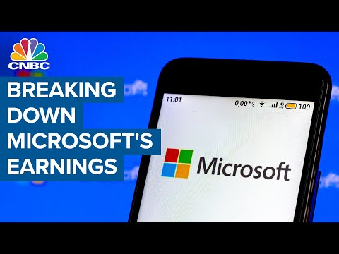 Breaking down Microsoft's earnings: Jefferies Weisfeld