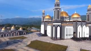 Masjid Agung At-Taqwa Kutacane