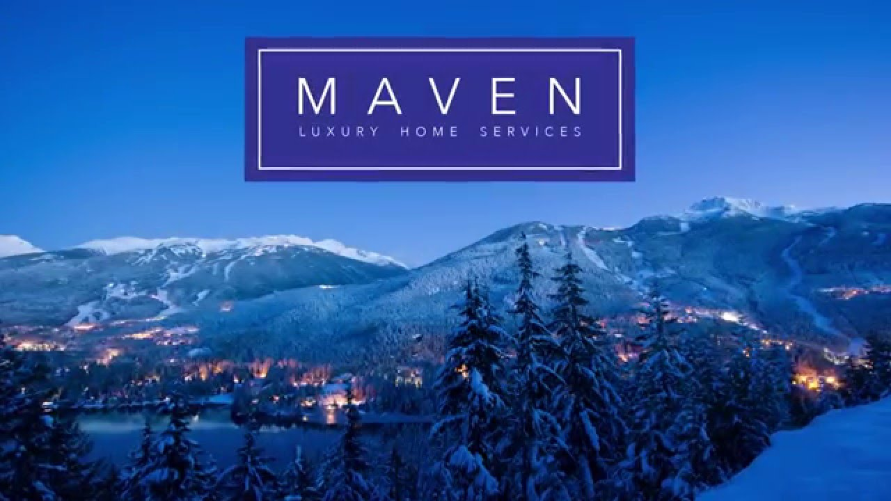 Maven Luxury Home Services | Whistler, British Columbia