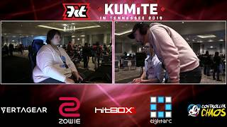 Injustice 2 Tournament - Top 8 Finals - Kumite in Tennessee 2019