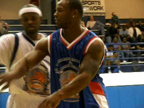 Cato June & Terrance Jackson Celebrity Basketball Game Part 4