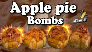 Apple Pie Bombs - Handle it