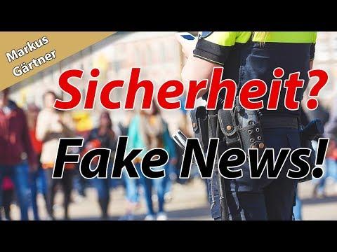 """Markus Gärtner: """"Sicherheit wird in Deutschland zum bedrohten Gut!"""""""