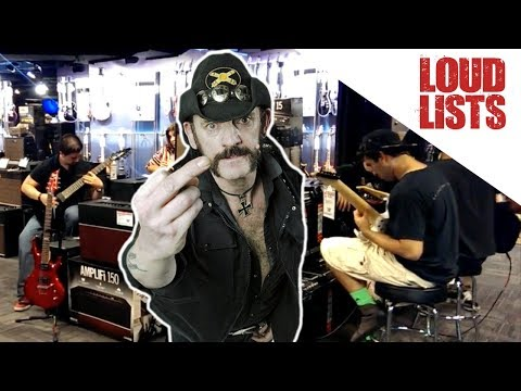 11 Most Cringeworthy Guitar Center Fails