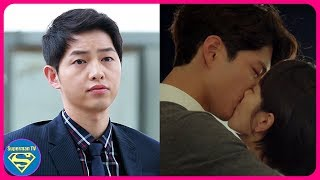 Here 39 s How Song Joongki Reacted to Song Hyekyo 39 s Romance in Encounter According to Park Bogum
