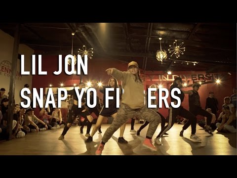 """SNAP YO FINGERS"" Lil Jon - Dance Choreography by Willdabeast Adams 