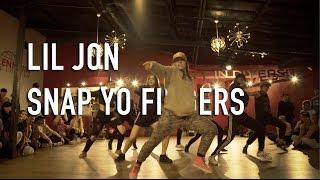 """SNAP YO FINGERS"" Lil Jon - Dance Choreography by Willdabeast Adams | Video by @Brazilinspires"