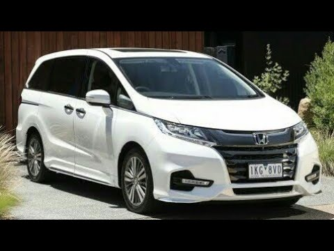 Beautiful 2019 Honda Odyssey Minivan AWD | First Look