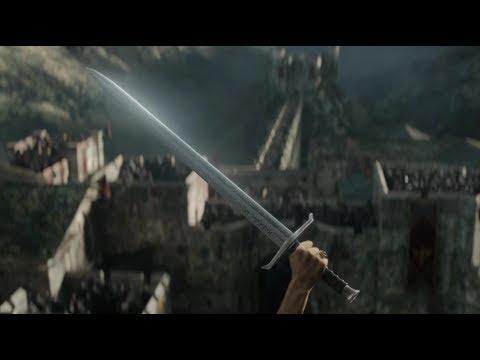 King Arthur: Legend of the Sword OST - King Uther kills Mordred