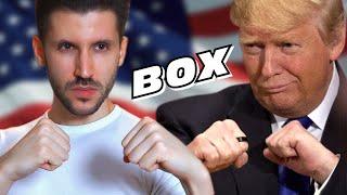 Leboxoltunk mindenkit Donald Trumppal 🥊❄️