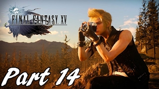 Final Fantasy XV Walkthrough Part 14 - Mind the Trap All Sidequests Included