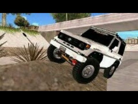 Offroad Track Mod For Gta Sa Android With Jeep Dff Only Support
