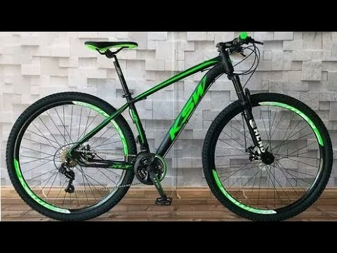 1188c5ae4 Minha bike nova (ksw)(aro 29 top ) - YouTube