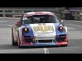Loudest & Best Sounding Porsche 997 GT3 Cup Mk1 I've Ever Heard on Hillclimb!!