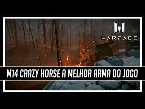 Warface M14 Crazy Horse A Melhor Arma do Jogo