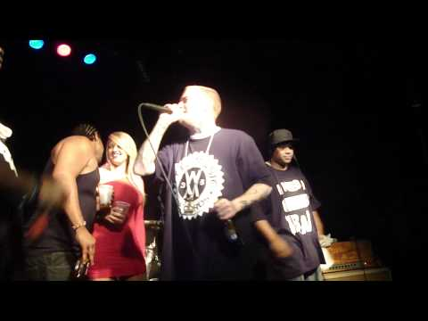 """LIL WYTE """" GOOD OLE BOY'S / THE BAD INFLUENCE """"  HD LIVE ATOMIC COWBOY ST LOUIS 06/02/11"""