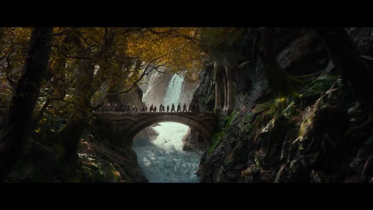 The Hobbit Desolation Of Smaug Official Main Trailer 3 Hd