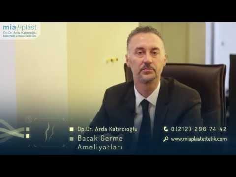 Bacak Germe Ameliyatı - Op. Dr. Arda Katırcıoğlu