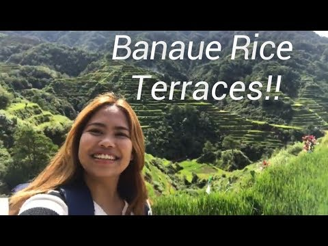 WHY I LOVE TRAVELLING WITH FRIENDS! (Banaue Rice Terraces, Philippines)