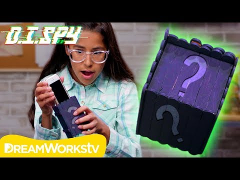 How to Hide Your Phone (DIY Puzzle Safe) | D.I.SPY
