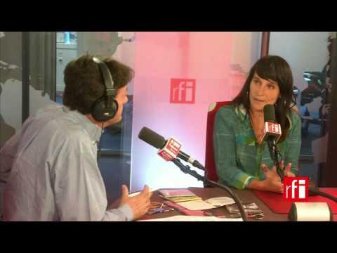 La flautista y cantante Diana Baronicon Jordi Batallé en RFI