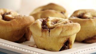Tortitas de Canela (Cinnamon Rolls)