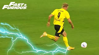 Fast and Furious In Football