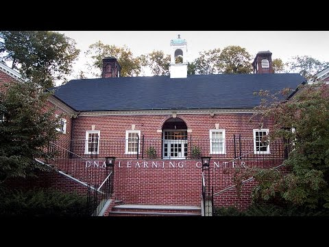 Introducing the Cold Spring Harbor Laboratory DNA Learning Center