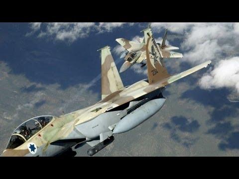 Israeli planes en route to Iran Saudi Arabia says would intercept