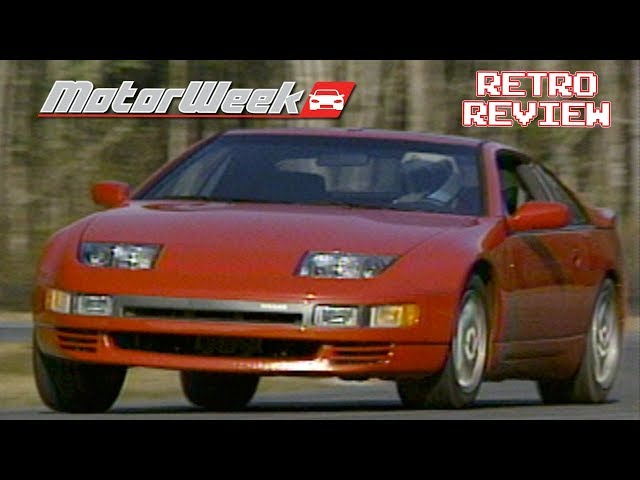 1990 Nissan 300ZX Turbo | Retro Review