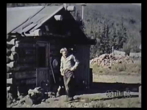 Alaska Mining Camp, Circa 1950s