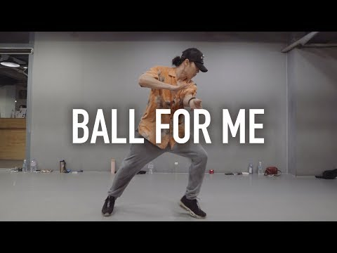 Post Malone - Ball For Me ft. Nicki Minaj / Junsun Yoo Choreography