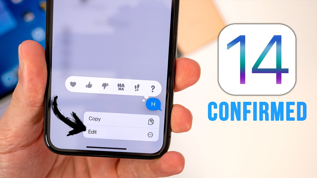 iOS 14 - Release Date Confirmed + More LEAKED Features! - YouTube
