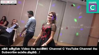 Hot Dance Of Piumi Hansamali on her 25th Birthday