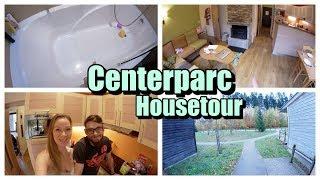 Kurzurlaub im Center Parc Les Trois Forets   Haustour