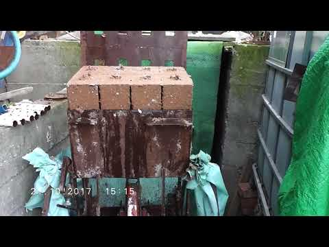 My favorite biggest briquette press