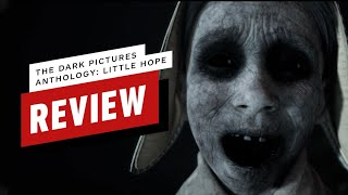 The Dark Pictures Anthology: Little Hope Review (Video Game Video Review)