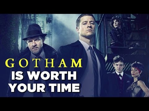 Why Gotham Is a Batman Series Worth Watching