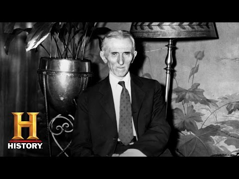 Nikola Tesla: Genius Inventor Discovered Electric Alternating Current - Fast Facts | History